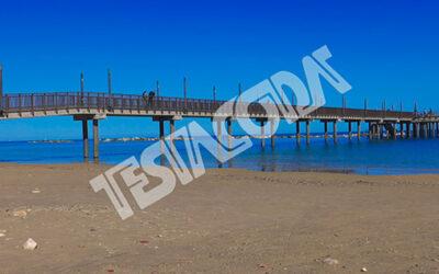 Boardwalk in Francavilla a mare