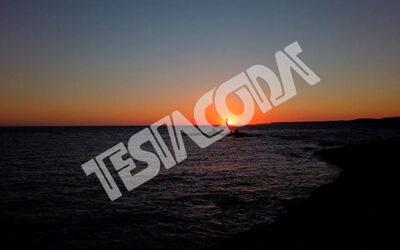 Lghthouse Sunset Motion Timelapse