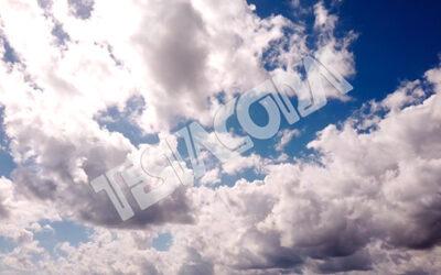 Clouds of Sardinian Sky Timelapse