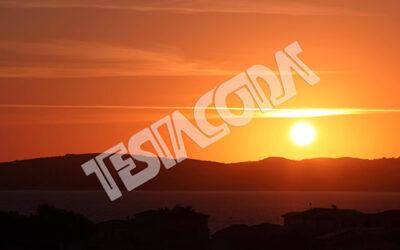 Sunset Timelapse in Carloforte