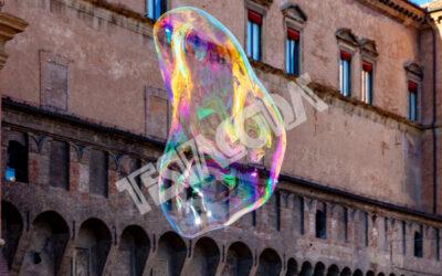 Big Bubble in Bologna