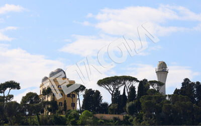 Monte Mario's Astronomical Observatory Timelapse
