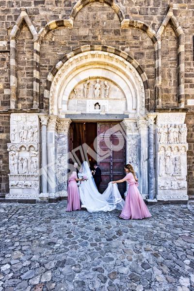 Wedding at St. John in Venus